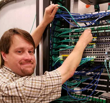 Cabling Technician