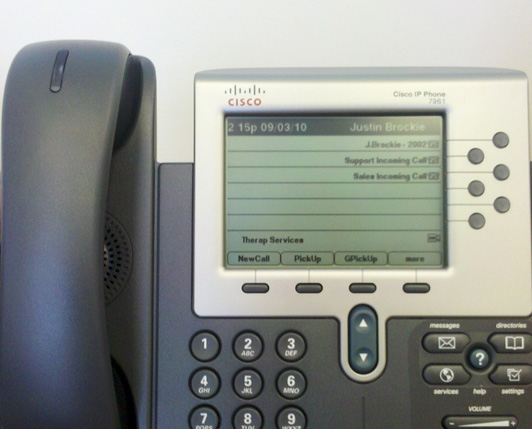 PBX Phone